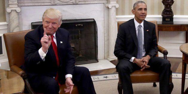 ¿Cómo ha pasado EEUU de Barack Obama a Donald