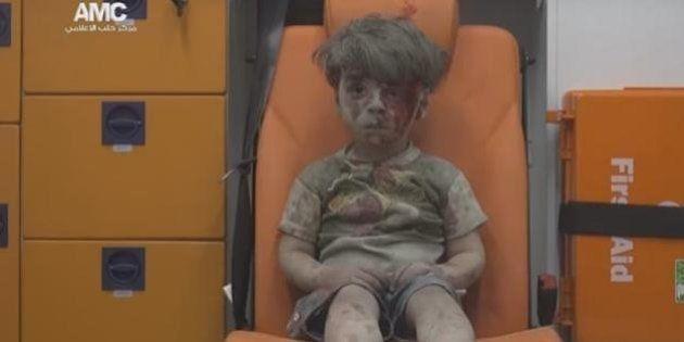 La crueldad de la guerra en Siria resumida en una sola