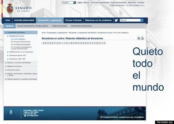 Atacada la página web de la CEOE con un mensaje de apoyo a la huelga general del 14-N