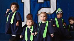 Todos estos niños (y no tan niños) son hijos de la Super