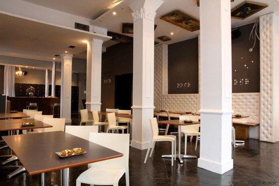 Un restaurante de Barcelona organiza cenas a
