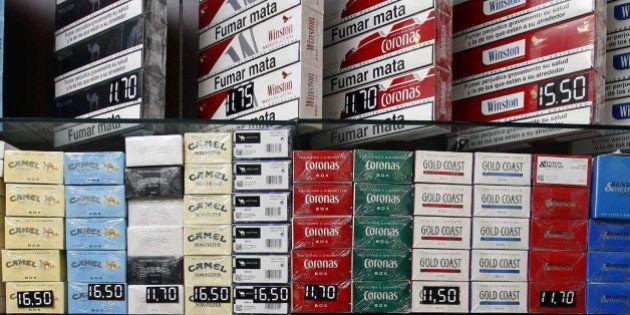 Si fumas, la nueva guerra de precios en el sector del tabaco te