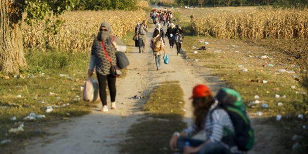 Eslovaquia llevará a los tribunales las cuotas de refugiados y no las