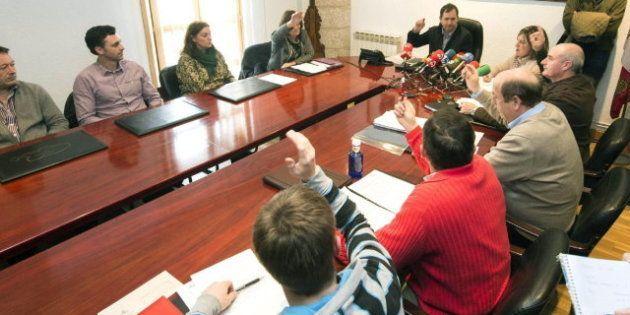 Treviño aprueba la solicitud de segregación de la provincia de Burgos y su anexión al País