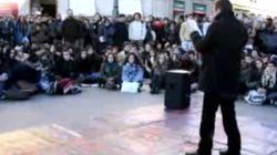 La universidad vuelve a sacar las clases a la calle contra los