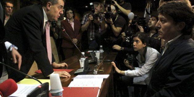 Ismael Álvarez, edil condenado por acoso, presenta su renuncia tras la moción en