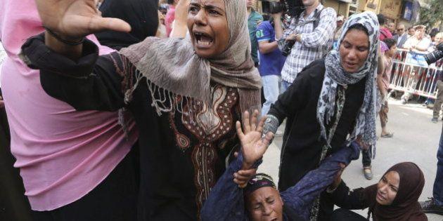 Pena de muerte para el líder de los Hermanos Musulmanes en Egipto y otros 719