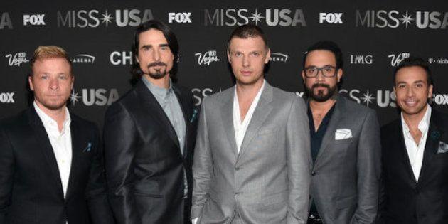 Los Backstreet Boys vuelven a grabar un disco juntos... de