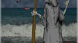 Son refugiados, no invasores (y no es Lampedusa, es