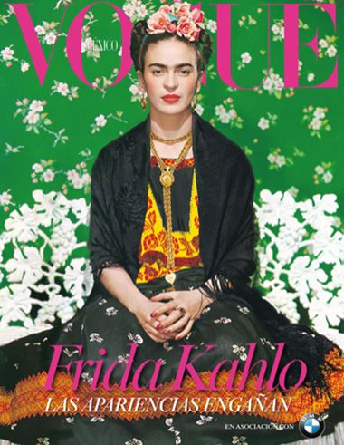 Frida Kahlo = Fashion