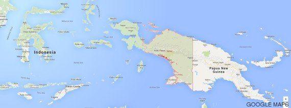 Un avión indonesio con medio centenar de personas se estrella en la región de
