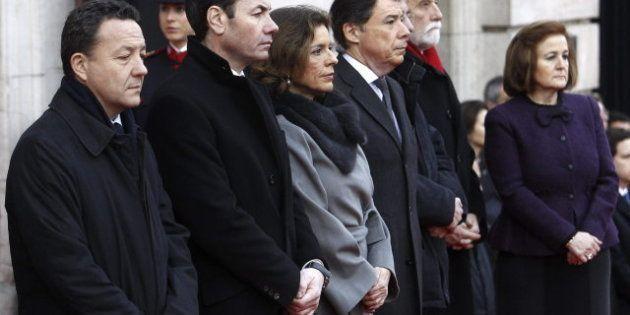 Las asociaciones del 11-M homenajean a las víctimas por separado, una vez