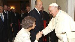 El papa y los reyes, una reunión de duración