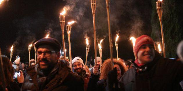Así ha celebrado Madrid el solsticio de invierno