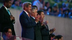 Kerry demuestra su apoyo al gobierno ilegítimo de