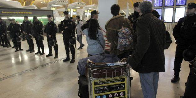 Aena cobrará un euro por usar los carros portaequipajes de sus siete mayores