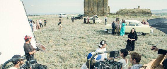 Viaje a los escenarios aragoneses de la película 'La
