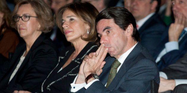Aznar lamenta que el PP no le llame para un mitin con Cañete: