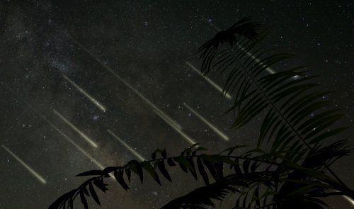 Un cometa producirá una nueva lluvia de meteoros en mayo