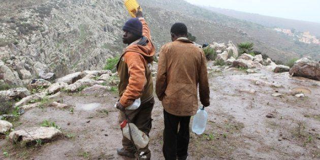 Atrapados en Marruecos: sobrevivir a las políticas