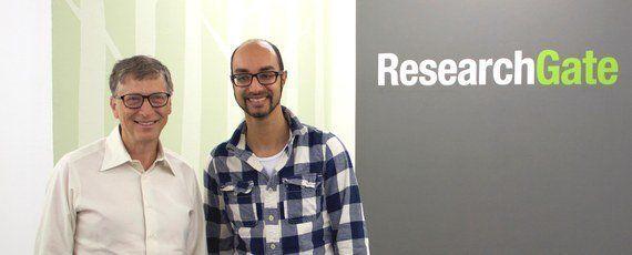 Charla con Madisch, el científico que convenció a Bill Gates y Angela