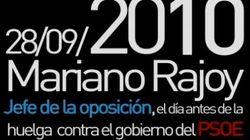 El PP tira de archivo para reprochar al PSOE su apoyo a la huelga