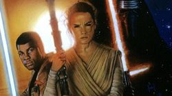 ¡Y este es el cartel de Star Wars