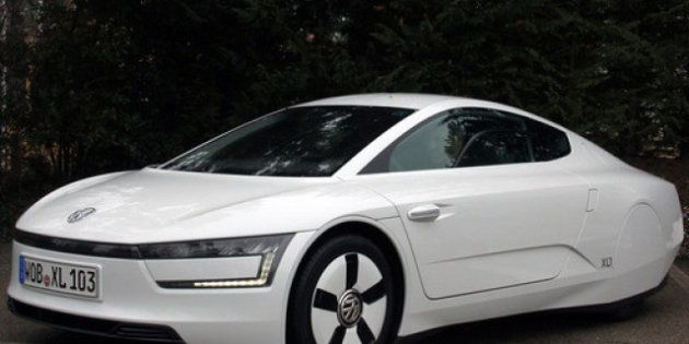 Volkswagen XL1, el coche que sólo gasta 1 litro cada 100
