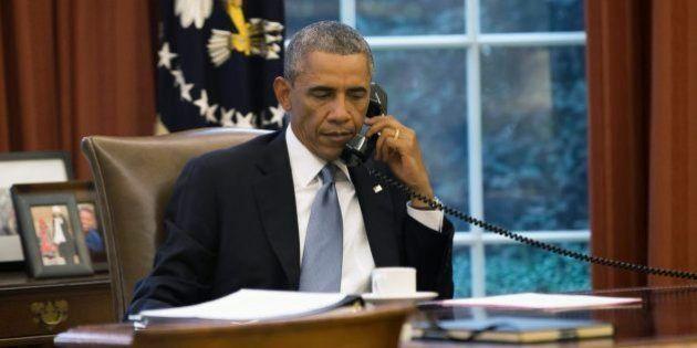 Obama, dispuesto a llevar a cabo ataques aéreos en Siria contra