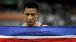 Le llaman 'el atleta más triste de los Juegos' tras celebrar así su
