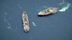 Suecia busca en el mar Báltico... ¿un submarino espía