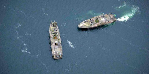 El Ejército sueco no descarta la presencia de un submarino ruso en sus