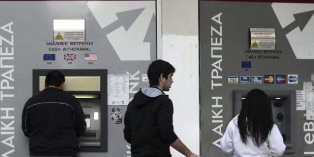 El Eurogrupo acuerda un rescate de 10.000 millones para Chipre, que impondrá una quita a todos los