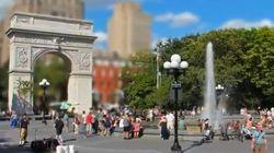 Un día en Nueva York en cuatro minutos