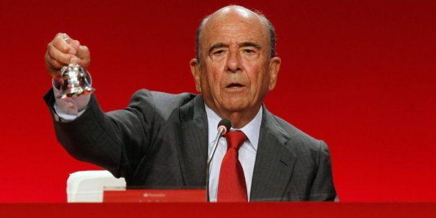 El Santander lanza una OPA de 4.686 millones para controlar su filial en