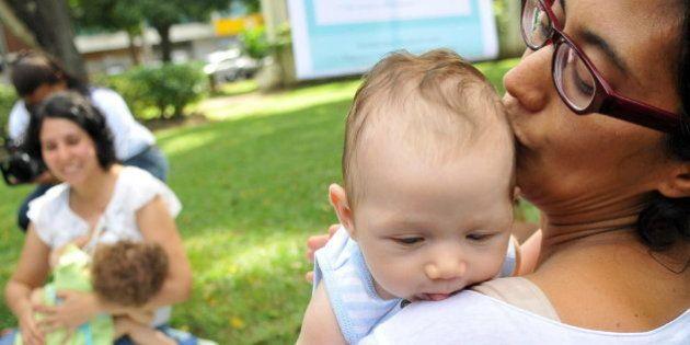 Los permisos por maternidad y paternidad caen en el primer trimestre de