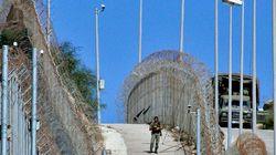 50 inmigrantes logran entrar en Melilla tras un salto masivo a la