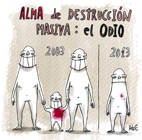 Alma de destrucción