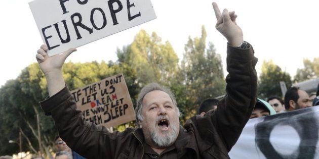 El Eurogrupo acepta que Chipre no grave los depósitos de menos de 100.000