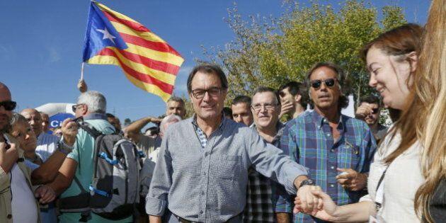 La Generalitat pacta con la CUP para intentar recomponer la