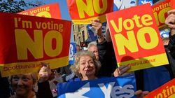 El 'no' ganaría con el 47,6% de los votos en el referéndum de
