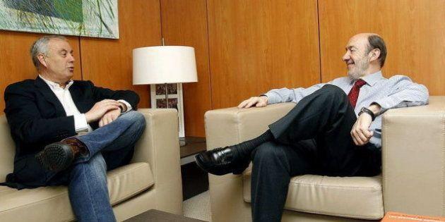 Rubalcaba y Pachi Vázquez consensúan celebrar unas primarias consultivas en