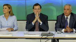 Barones del PP piden echar a Rato y Cospedal dice que serán
