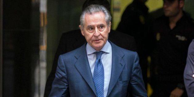 Blesa pretende que la aseguradora de Caja Madrid le pague la fianza de 16