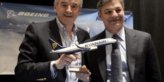 Ryanair descarta realizar vuelos transatlánticos y promete bajar las