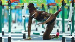 La impertinente pregunta que hizo llorar a esta atleta