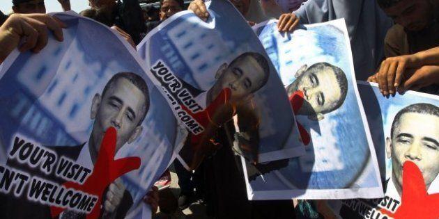 La primera visita oficial del presidente Obama a Israel, llena de