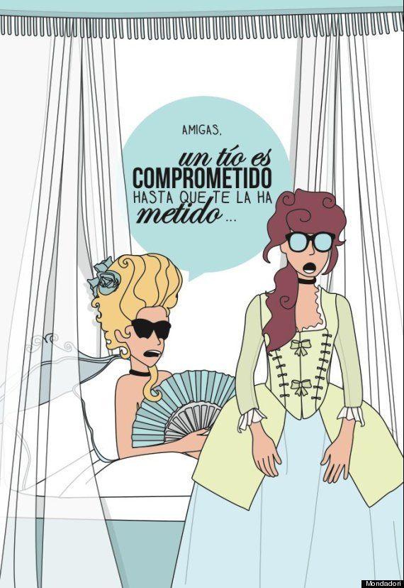 'Los Capullos no regalan flores': amor y 'postureo' en el nuevo cómic de Raquel Córcoles, Moderna de...
