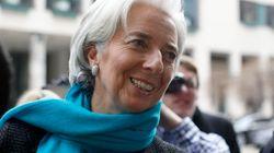Las autoridades francesas registran la casa de la directora del FMI, Christine