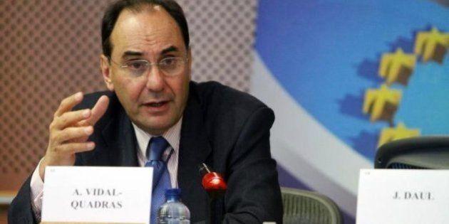 Vidal-Quadras carga contra los